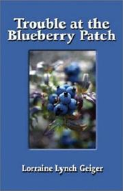 Trouble at the Blueberry Patch PDF