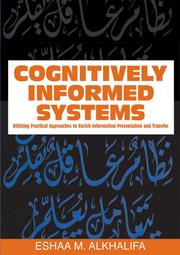 Cognitively Informed Systems PDF
