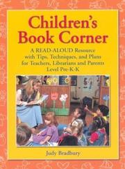 Children's Book Corner by Judy Bradbury