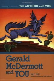 Gerald McDermott and you by Jon C. Stott