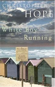 White boy running by Christopher Hope