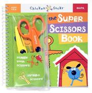 Super Scissors Book (Chicken Socks) by Inc. Klutz
