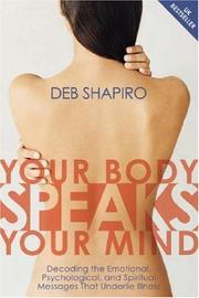 Your Body Speaks Your Mind PDF