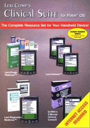 Lexi-Comp Clinical Suite PDF