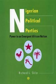 Nigerian Political Parties PDF
