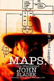 Cover of: Maps by John Sladek