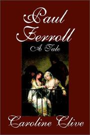 Paul Ferroll, A Tale PDF