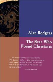 The Bear Who Found Christmas PDF