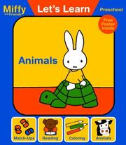 Animals (Let's Learn) by Dick Bruna
