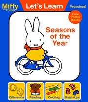 Seasons Of The Year (Let's Learn) by Dick Bruna