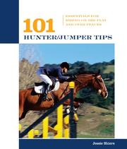 101 hunter/jumper tips by Jessie Shiers