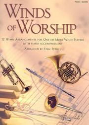 Winds Of Worship Piano/Score (Winds of Worship)