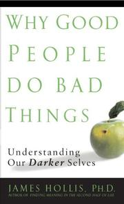 Why Good People Do Bad Things PDF
