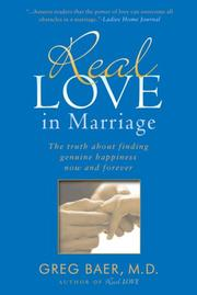 Real Love in Marriage PDF