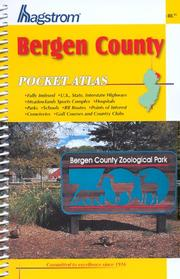 Bergen County, Nj Pocket Atlas PDF