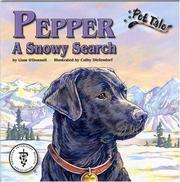 Pepper, a snowy search PDF