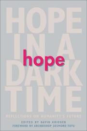 Hope in a Dark Time PDF