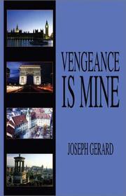 Vengeance Is Mine PDF