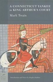 Cover of: A Connecticut Yankee in King Arthur's Court (Barnes & Noble Classics Series) (Barnes & Noble Classics) by Mark Twain