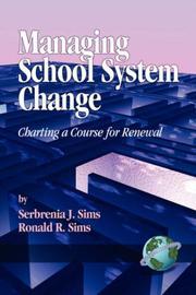 Managing School System Change PDF