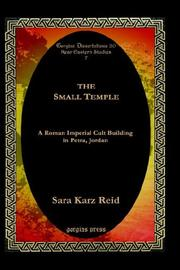 The small temple by Sara Karz Reid
