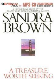 Cover of: Treasure Worth Seeking, A by Sandra Brown