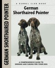 German Shorthaired Pointer PDF
