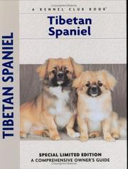 Tibetan Spaniel (Comprehensive Owner's Guide) (Comprehensive Owner's Guide) PDF