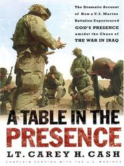 A table in the presence PDF