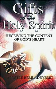 Gifts of the Holy Spirit PDF