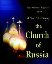 A Short History Of The Church Of Russia(1920)
