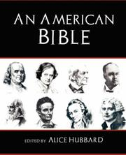 An American Bible by Alice Hubbard