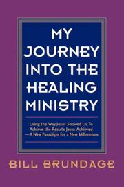 My Journey Into The Healing Ministry PDF
