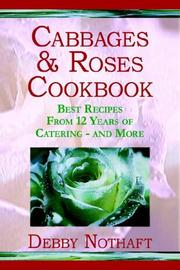 Cabbages and Roses PDF