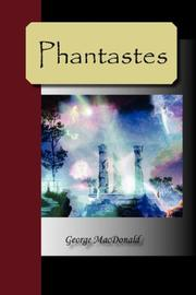 Cover of: Phantastes by George MacDonald