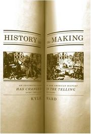 Cover of: History in the Making by Kyle Ward