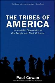 The tribes of America by Paul Cowan