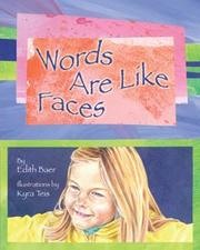 Words are like faces PDF
