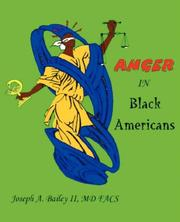 Anger in Black Americans PDF