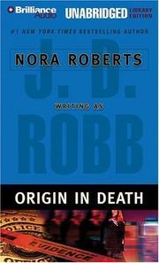 Origin in Death (In Death) PDF