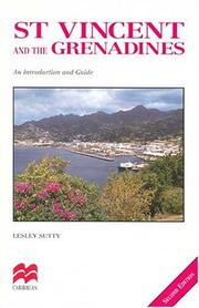 St Vincent and the Grenadines by Lesley Sutty