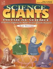 Science Giants by Alan Ticotsky