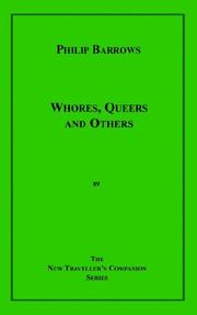 Whores, queers, and others by Philip Barrows