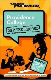 Providence College PDF