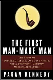The First Man-Made Man PDF