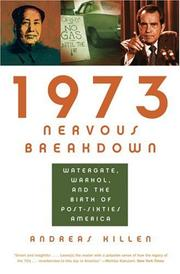 1973 Nervous Breakdown by Andreas Killen