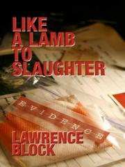 Like a lamb to slaughter PDF