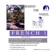 Behind the Wheel French 1 Revised/Complete Illustrated Text & CD Script/Answer Keys/8 One Hour Audio CDs PDF