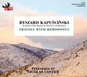 Cover of: Travels with Herodotus by Ryszard Kapuściński
