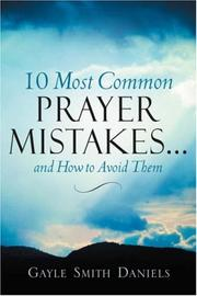 10 Most Common Prayer Mistakes.. PDF